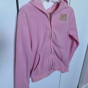 Juicy Couture set size 6x pink sweater and pants